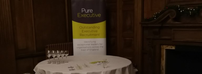 Pure hosts HR Directors Dinner for senior professionals in Norfolk (1)