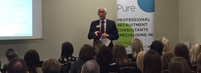 Pure and Birkett Long provide free employment law seminar for Essex HR professionals