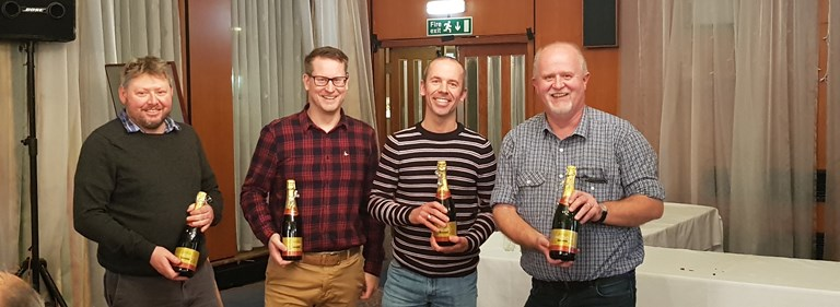 Pure's charity quiz in Norwich raises over £2,000 for Age UK Norfolk