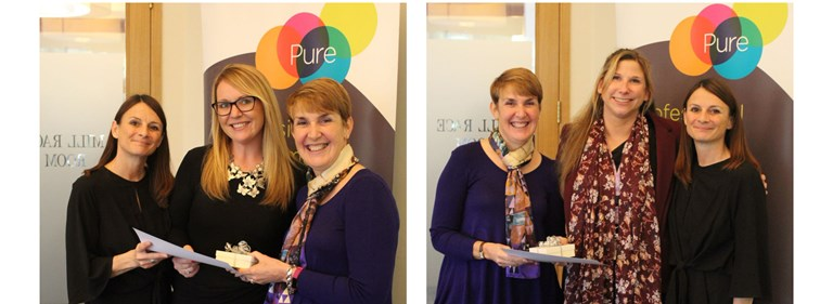 Pure hosts a celebration event for the latest graduates of its Women's Leadership Programme