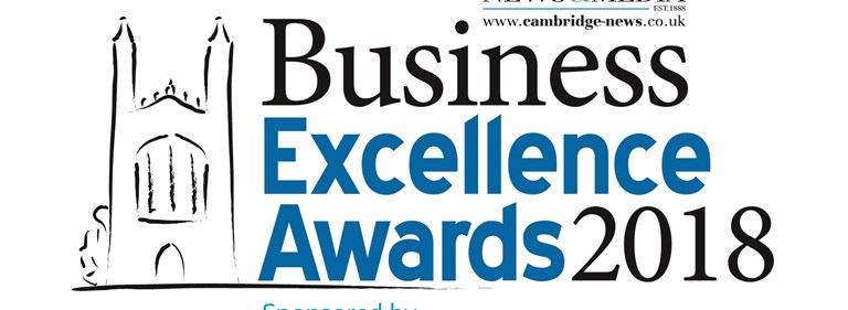 Don't miss out on the chance to enter the Cambridge Business Excellence Awards 2018
