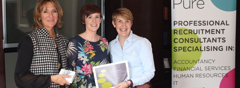 More aspiring female leaders graduate from Pure's Women's Leadership Programme