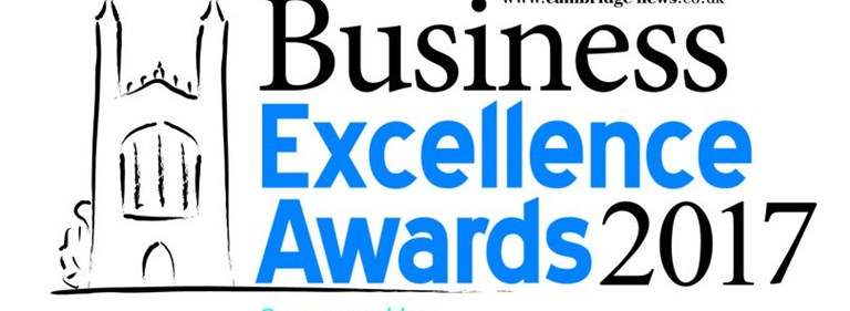 Pure to sponsor Cambridge Business Excellence Awards 2017 for fifth year