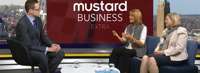 Best Employers Eastern Region initiative features on Mustard TV