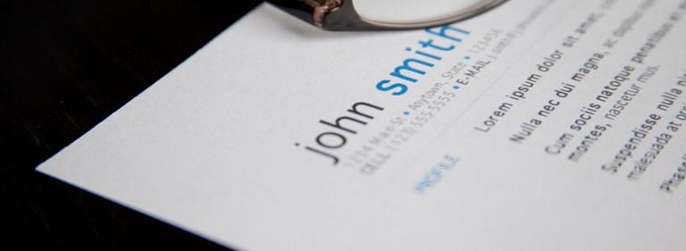 What makes a stand-out Digital Marketing CV?